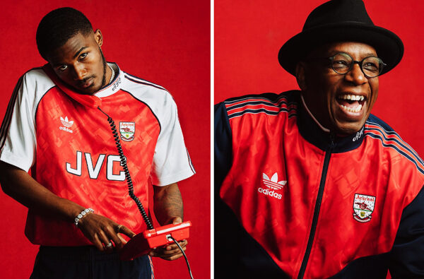 Arsenal Link up with adidas Originals for a Second Retro-Inspired Collection