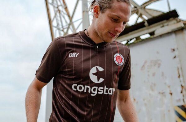 FC St Pauli's New Kits Will Be Manufactured Completely Independently by the Football Club