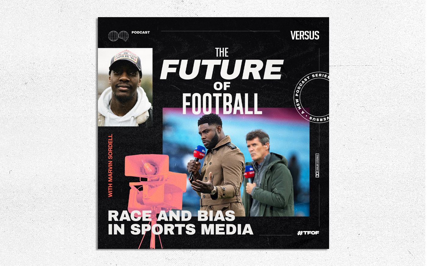 'Race and Bias in Sports Media' Is the First Subject of Our New Podcast, 'The Future of Football'