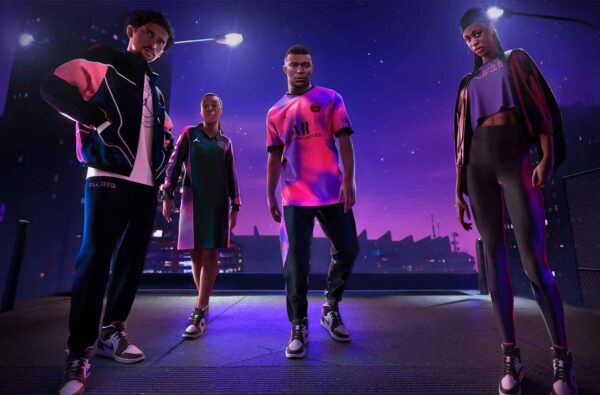 Jordan Brand and PSG Combine to Drop an Out of This World Fourth Kit