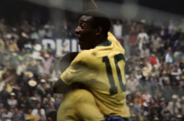 Pelé Is Finally About to Get His Own Feature-Length Netflix Documentary