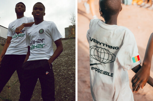The Yakar Project Drop a Limited-Edition Jersey to Raise Money for School Children in Senegal