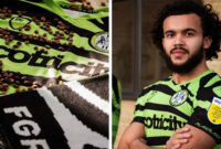 Forest Green Rovers Drop an Innovative New Kit Made From Coffee Waste and Recycled Plastic