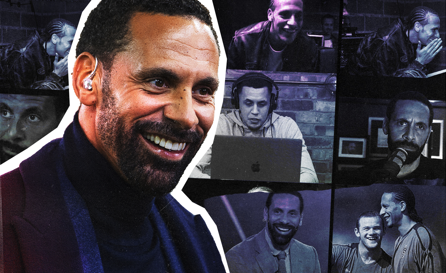 Rio Ferdinand Is Showing the Media How Football Coverage Should Be Done