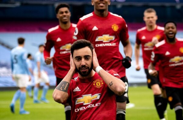 Manchester United In Talks Over New Shirt Sponsorship Deal Worth a Reported £70-Million per Season