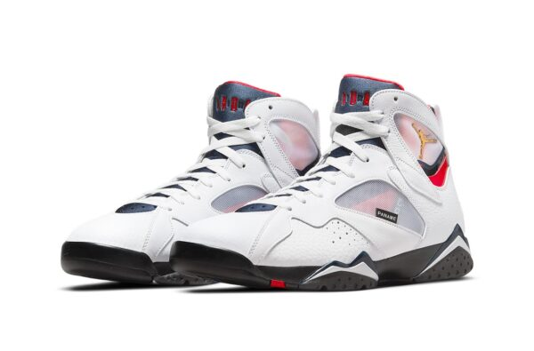Paris-Saint Germain and Jordan Are Dropping a New Air Jordan 7 Collab Sneaker