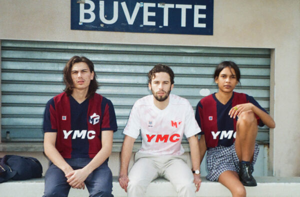 YMC Link Up With Meyba for 25th Anniversary Football Jersey Collection