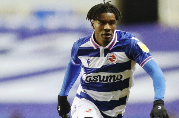Bayern Munich Will Sign Reading's 23-Year-Old Omar Richards on a Four-Year Deal This Summer