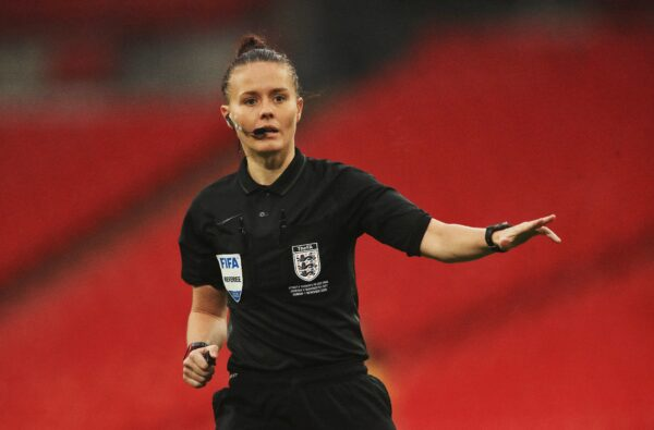 Rebecca Welch Will Become the EFL's First Appointed Female Referee on Easter Monday