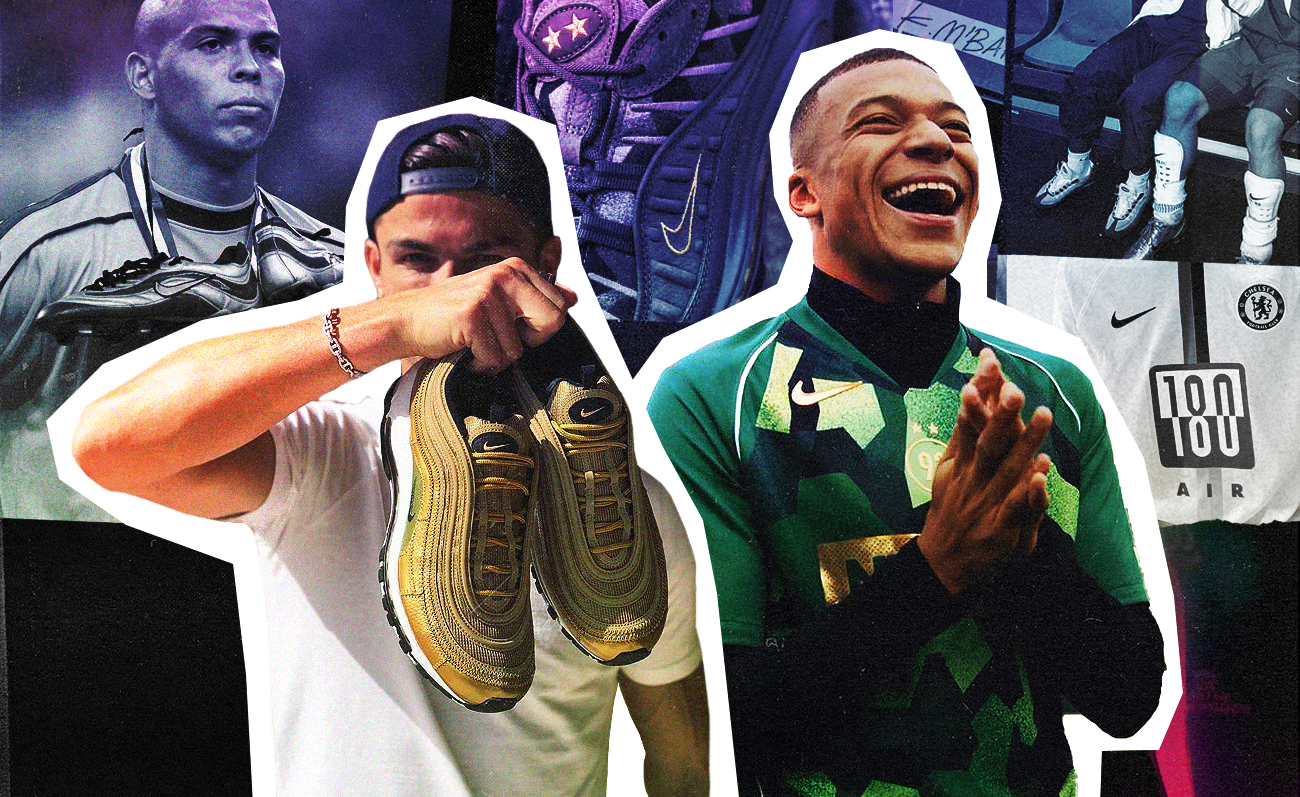 A Comprehensive History of Football's Relationship with Nike Air Max