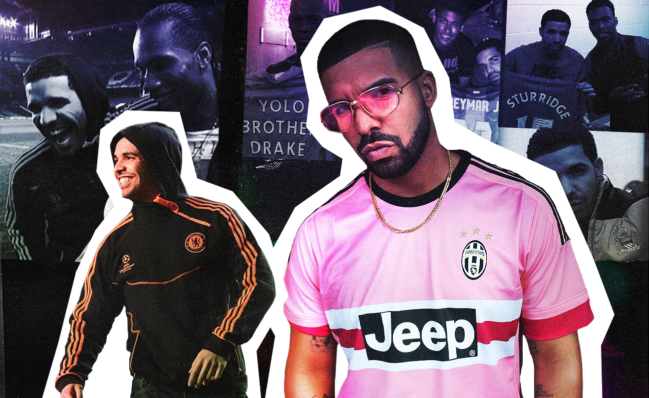 A Comprehensive History of Drake's Relationship with Football