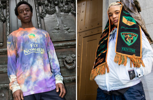 Jameson Irish Whiskey and Nowhere FC Combine to Drop a New Collection Celebrating St. Patrick's Day