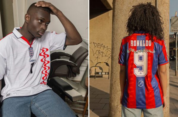 Offside Outlet Drops the 'LEGENDS' Collection, Reworking Vintage Jerseys Inspired by the Game's Biggest Icons