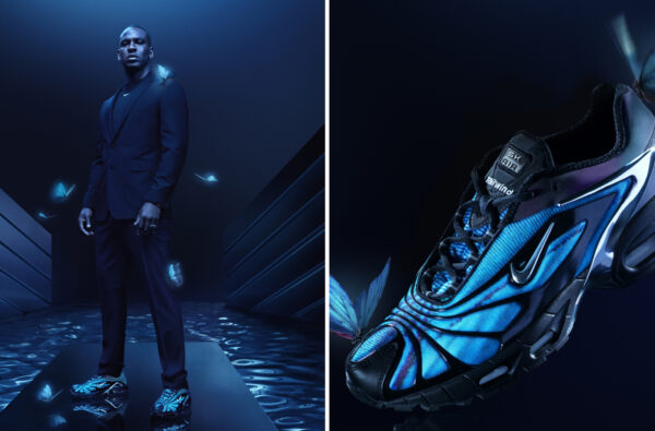 Skepta and Nike Officially Unveil the New SK Air Drop, the 'Nike Air Tailwind V x Skepta'