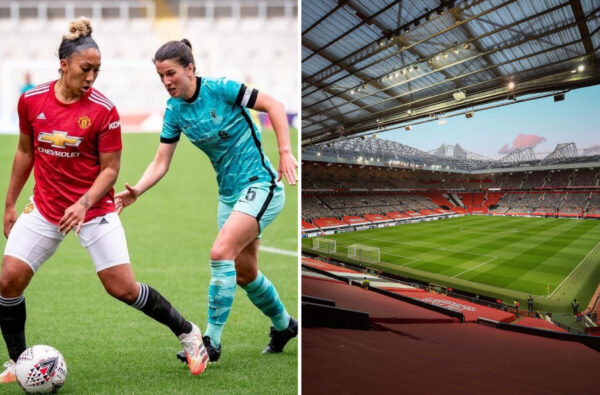 Manchester United Women Are Going to Play at Old Trafford for the First Time Ever