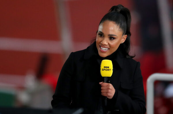 Alex Scott Will Make History as the First English Female Commentator in EA Sports FIFA
