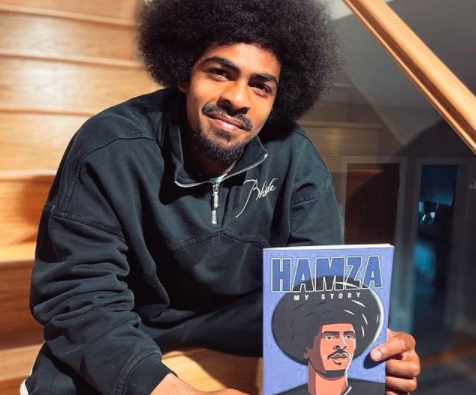 Hamza Choudhury and EA Sports Link Up to Release a Children's Comic Book