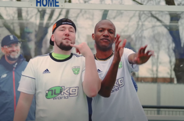 Conducta and Keeya Keys Combine on Football-Inspired Heater, '4-4-2'