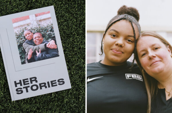Football Beyond Borders Release Their First Ever Book, 'Her Stories'
