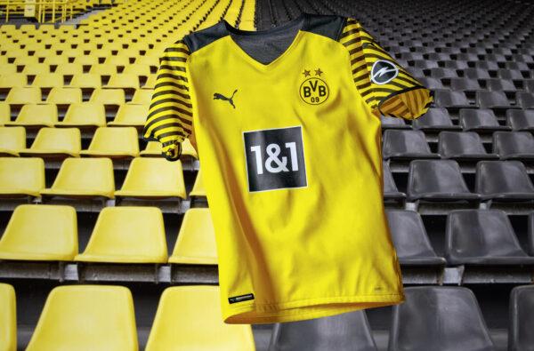PUMA Drop Off Borussia Dortmund's Charged-Up 2021-22 Home Kit