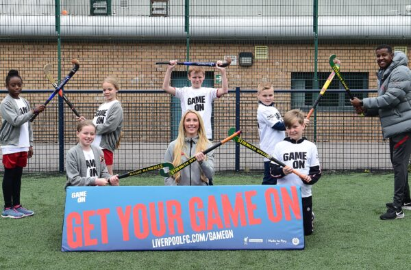 Nike and LFC Foundation Launch 'Game On' Initiative to Help Marginalised Youngsters Get Access to Sport