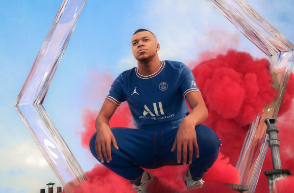 PSG and Jordan Put The Jumpman on Their Home Jersey for 2021/22