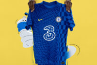Nike Unveil Chelsea's Wavey Home Kit for 2021-22