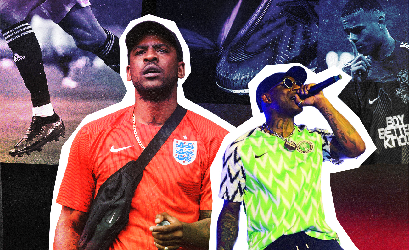 A Comprehensive History of Skepta's Relationship with Football