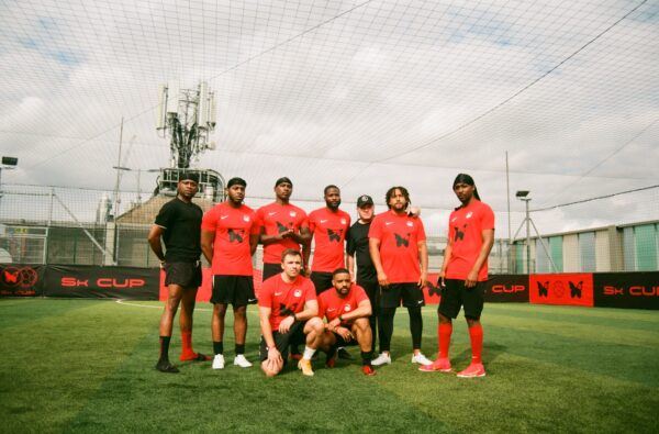 Skepta Hosted the First Ever 'Sk Cup' to Celebrate the Launch of His Football Boot with Nike