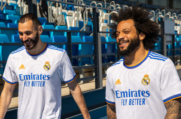 adidas and Real Madrid Celebrate the Club's Community With the New 21/22 Home Kit