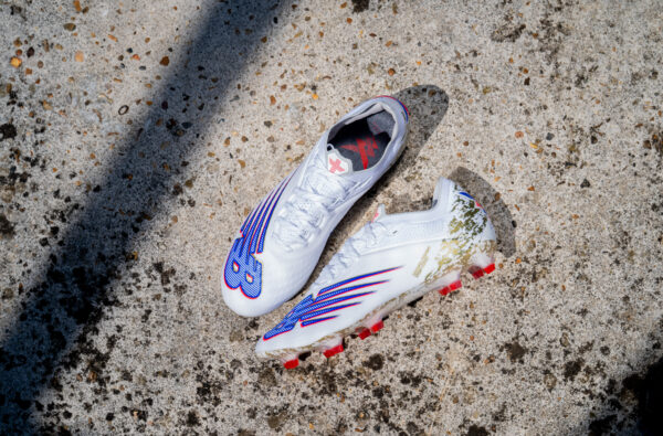 New Balance Have Updated Raheem Sterling's RS Alpha Flair Boots for England's Game Against Germany
