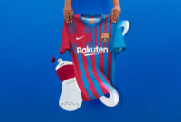 Nike Switch Up Barcelona's Identity With Reimagined Home Jersey for 2021/22
