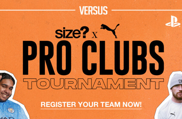 VERSUS Presents the size? x PUMA Pro Clubs Cup Celebrating Football's Impact on Culture and Society