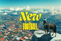 Nike Launch 'The Land of New Football' Film as Part of 'Play New' Campaign