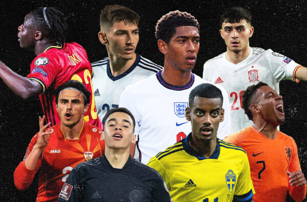 10 Young Ballers You Need to Know at Euro 2020