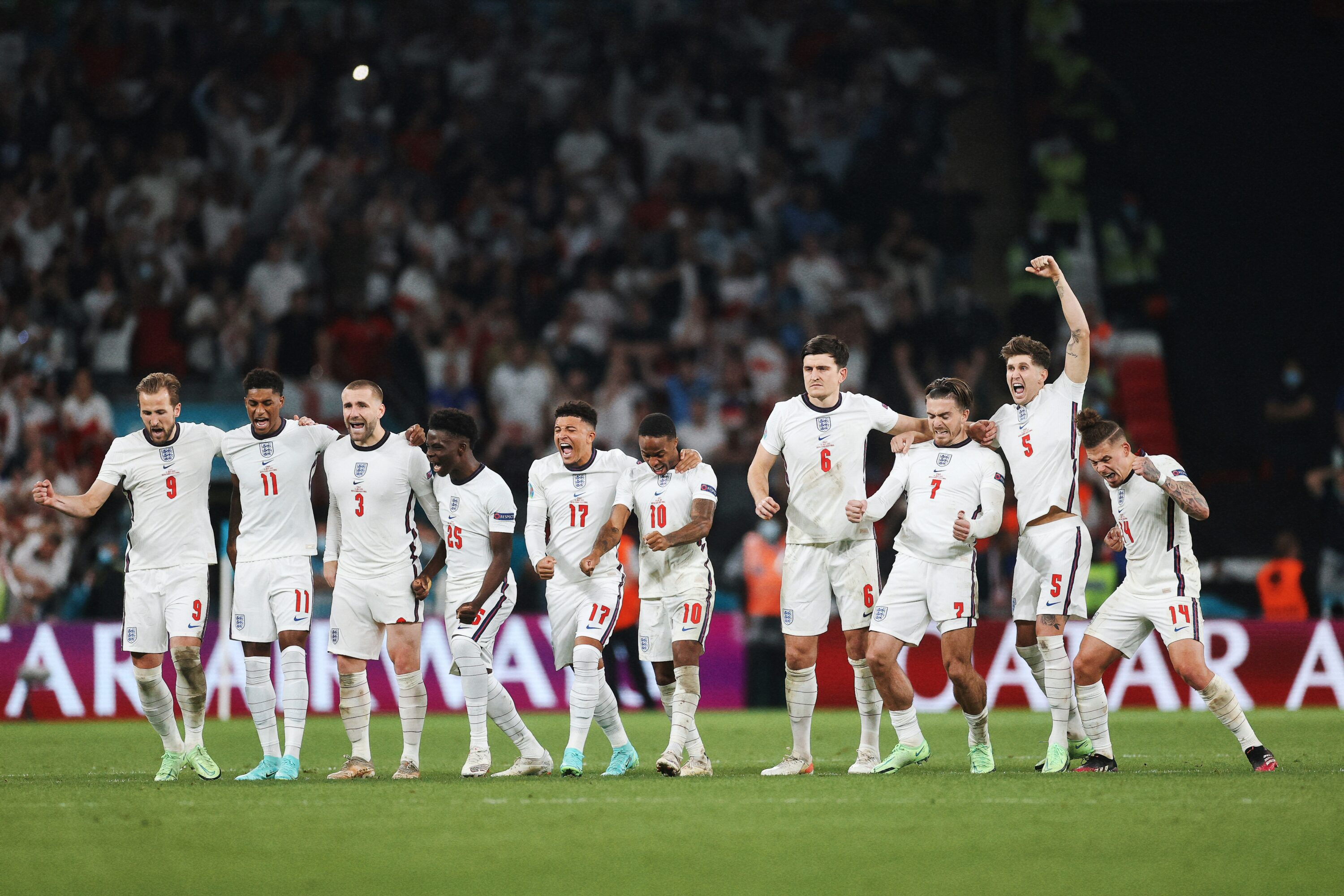 A Thank You Letter to This England Team