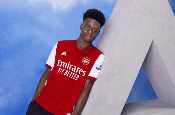 adidas and Arsenal Prove They Can't Miss with Clean 2021/22 Home Jersey