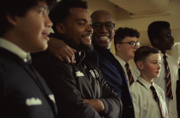 Ian Wright Is Teaming Up with Football Beyond Borders to Launch a New Curriculum on Black British History