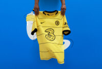 Nike Bring Back Chelsea's Yellow Away Kit for the 2021/22 Season