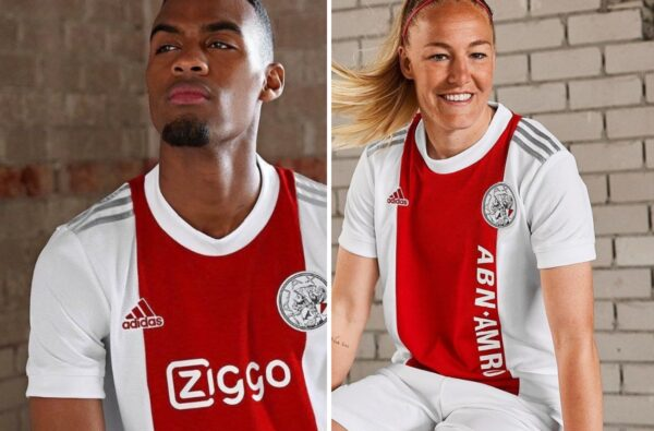 Ajax and adidas' Home Kit for 2021-22 is an Instant Classic