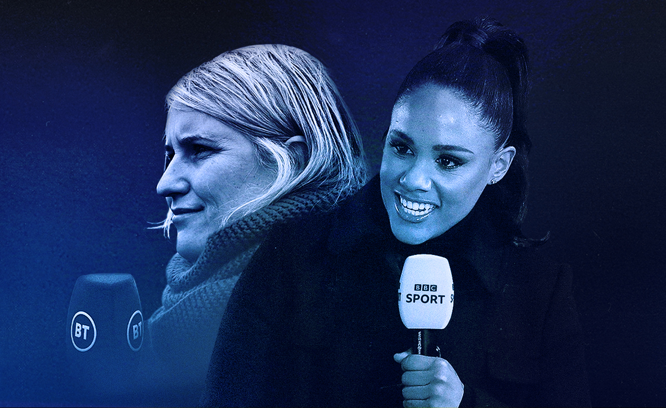 Has Football Finally Embraced Female Pundits?