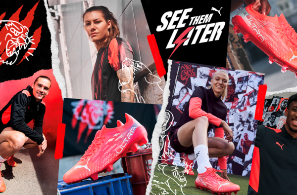 PUMA Unveil The New ULTRA 1.3 And Dedicate The Boot To Female Ballers