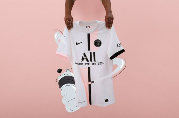 Nike and PSG's New Drop Is Another Contender for Kit of the Year