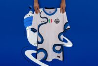 Nike Amp Up the Serpent Theme for Inter Milan's 2021/22 Away Jersey
