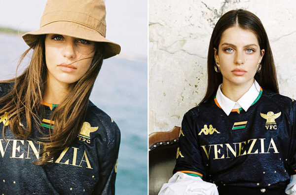 Kappa Serve Up Greatness for their Debut Kit With Venezia FC