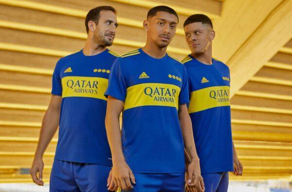 adidas Pay Homage To Maradona With Boca Juniors' 2021/22 Home Shirt