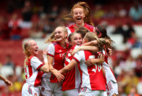 Arsenal Women Will Play Champions League Game Against Barcelona at Emirates Stadium