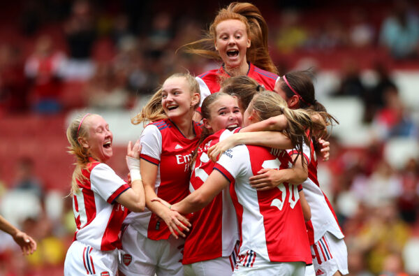 Arsenal Will Play Two WSL Games at the Emirates Stadium This Season