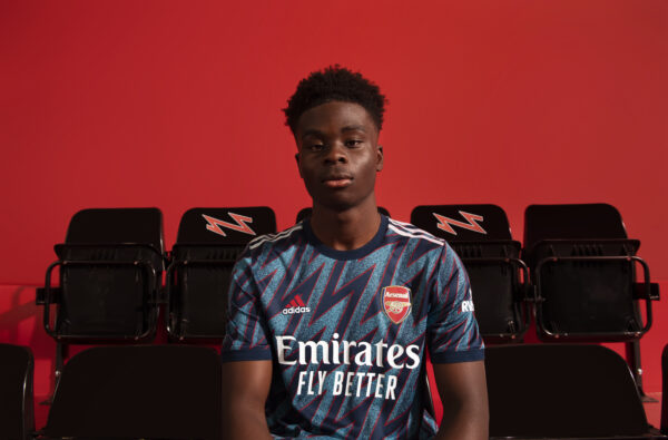 adidas and Arsenal's Third Kit for 2021/22 Might Be Their Best Jersey Together To Date