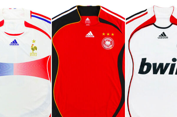 adidas are Reportedly Running Back their Iconic 2006 World Cup Template for 2022 Club Collections